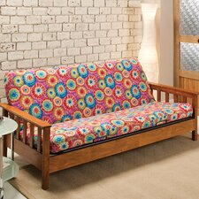 Patterned Florence Futon Slipcover  by Madison Home