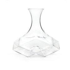 Seneca™ Faceted Lead Free Crystal 64 oz. Decanter