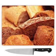 Bakery Bread Rolls Large Chopping Board