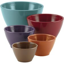 5 Piece Melamine Nesting Measuring Cups