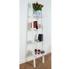 QUICK VIEW. Chris Tall Narrow Ladder 180cm Leaning Bookcase