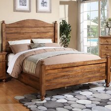 Courtdale Panel Bed
