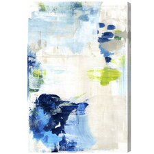 Perks Painting Print on Wrapped Canvas