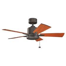 """42"""" Bona 5-Blade Ceiling Fan"""