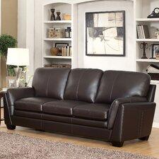 Whitstran Leather Sofa