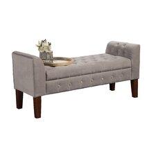 Wilford Upholstered Storage Bedroom Bench
