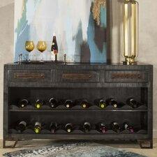 Anton 16 Bottle Floor Wine Rack
