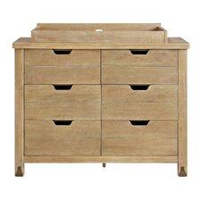 Forrest 6 Drawer Double Dresser
