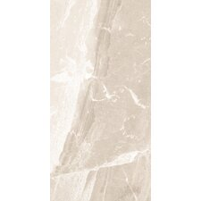 Astbury 24.8cm x 49.8cm Ceramic Tile in Beige