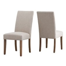Winthrop Parson Chair (Set of 2)
