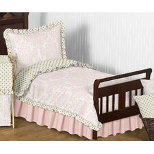 Amelia 5 Piece Toddler Bedding Set
