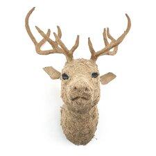 Deer Head Wall Décor (Set of 2)