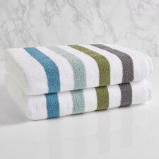 Bars Bath Towel