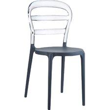 Miss Bibi Stacking Dining Side Chair (Set of 2)