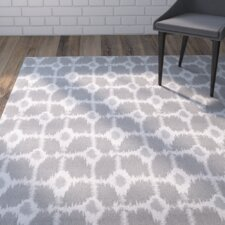 Tabris Gray/Ivory Area Rug