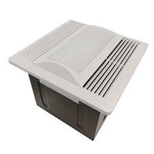 110 CFM Energy Star Bathroom Fan with Light / Nightlight