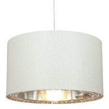 Ravel 40cm Textile Drum Pendant Shade
