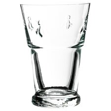Bee 400ml Beer Glass (Set of 6)