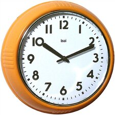 "8.3"" Too Cool for School Retro Modern Wall Clock"