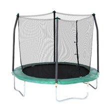8' Round Trampoline with Safety Enclosure