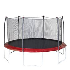 15' Trampoline with Safety Enclosure