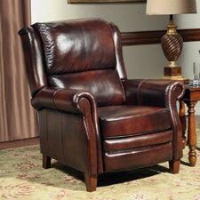 Corliss Leather Recliner