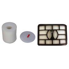 3 Piece Shark Rotator Pro Lift-Away Hepa Filter and Foam Filter Set