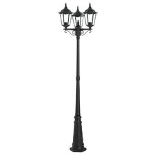 Burford Exterior Lamp 3 Light 225cm Post Lantern Set