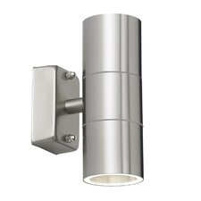 Canon 2 Light Outdoor Sconce