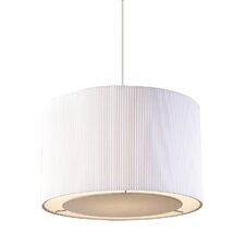 Fabric Drum Pendant Shade