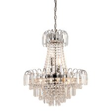 Amadis 6 Light Empire Chandelier
