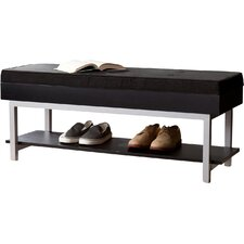 Murphy Upholstered Storage Entryway Bench