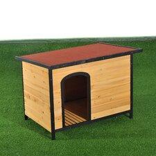 Insulated Heat-resistant Waterproof Wood Kennel