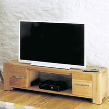 Aston Oak TV Stand for TVs up to 72""