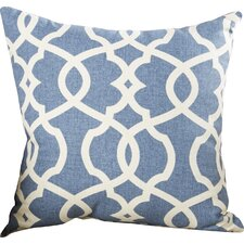 Alberts Damask Throw Pillow