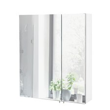 Basic 60cm x 71cm Mirror Cabinet