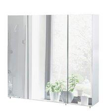 Basic 80cm x 71cm Mirror Cabinet