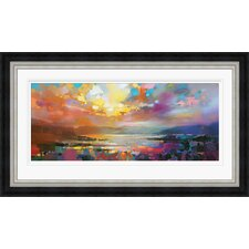 Marina by Scott Naismith Framed Painting Print on Paper
