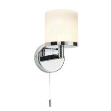 Lipco 1 Light Semi-Flush Wall Light