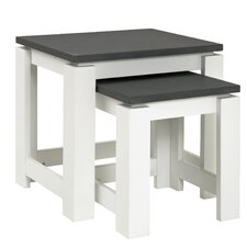 Skrollan 2 Piece Side Table Set