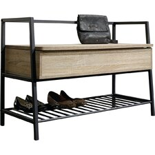 Ermont Storage Entryway Bench