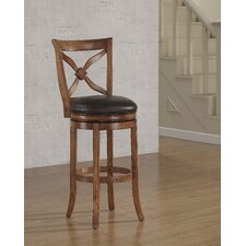 "Brashears 26"" Swivel Bar Stool"