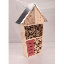 The Tower Insect Hotel 49cm x 30cm x 10cm Bumblebee House