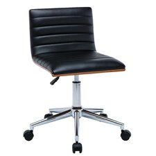 Alyson Low-Back Desk Chair