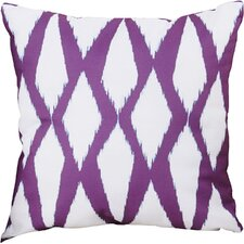 Geometric Decorative Hypo Allergenic Throw Pillow
