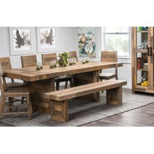 "Alycia 95"" Extendable Dining Table"