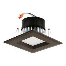 "Square Insert Reflector 3"" LED Recessed Trim"