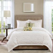 Suzanna 3 Piece Reversible Duvet Cover Set