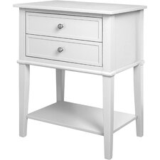 Banbury 2 Drawer End Table