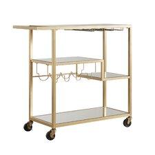 Pollack Bar Cart